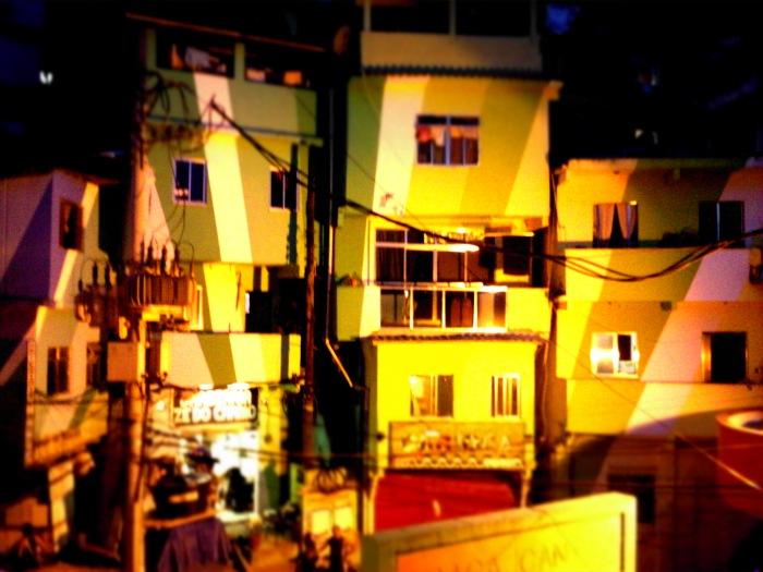 Favela Santa Marta in Rio de Janeiro (Foto: BuzzingCities.net)