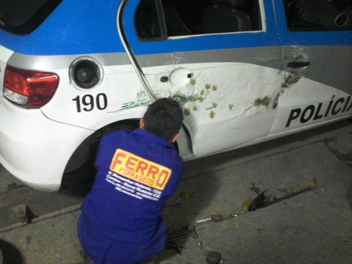 UPP: Jetzt schon etwas angeschlagen (Foto: BuzzingCities)