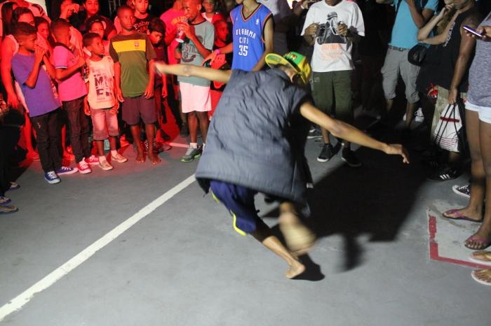 Tanz um Aufmerksamkeit (Foto: BuzzingCities)