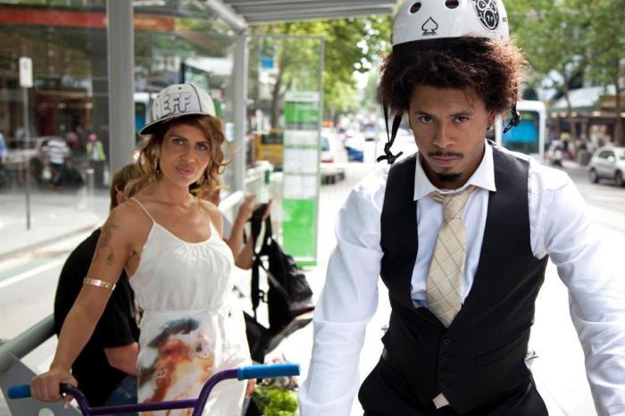 Just married (All pics: Mars da Favela)
