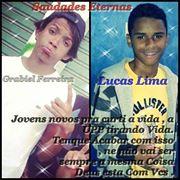 In den sozialen Netzwerken schicken Favelabewohner Traueranzeigen der getöteten Jugendlichen (Screenshot: Facebook)
