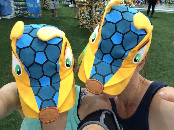 Undercover auf der Fanmeile (Foto: BuzzingCities)