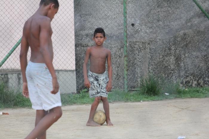 Im Land des Fußballs (Foto: BuzzingCities/Jaroschewski)