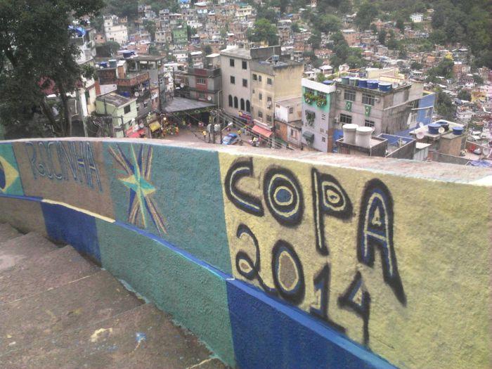 Rocinha_Copa_Wandbild