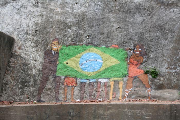 Rocinha_Graffiti