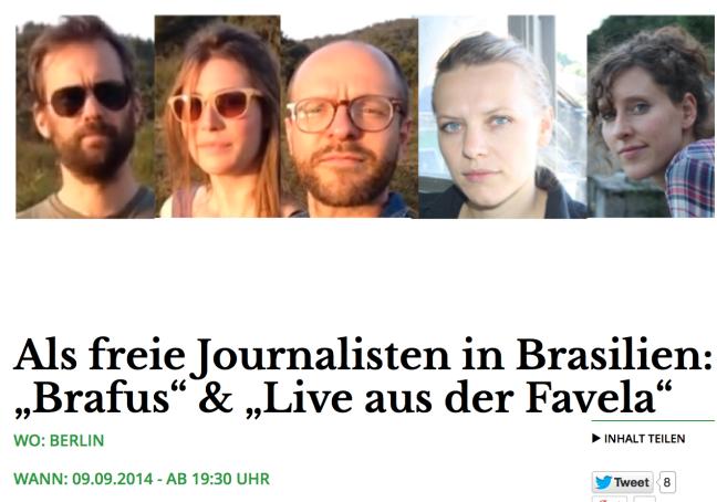Brafus 2014
