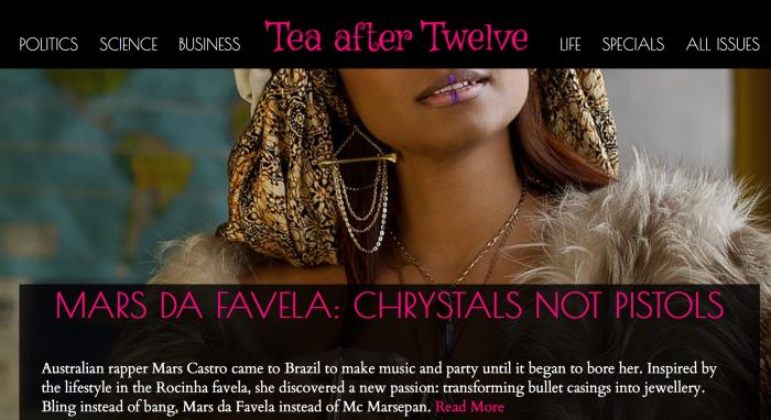 Tea after Twelve #1