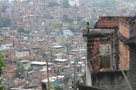 Tag im Complexo do Alemão (Foto: BuzzingCities)