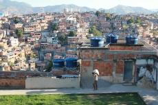Arbeitsalltag im Complexo do Alemão (Foto:BuzzingCities)