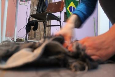 Leben in der Favela: So sieht unser Favela-Haus aus: https://favelawatchblog.com/2014/12/12/wie-wir-leben/ (Credits: BuzzingCities)