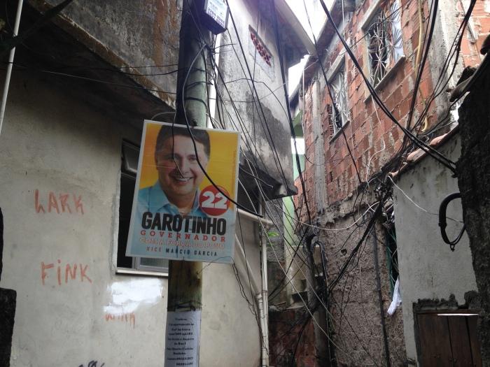 Die Reste der Wahlen (Foto: BuzzingCities)