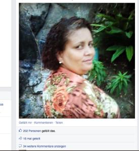 Fotos der Opfer kursierten schnell im Netz (Screenshot facebook)