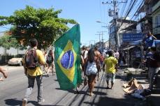 Proteste Complexo do Alemão (Credit: Julia Jaroschewski)