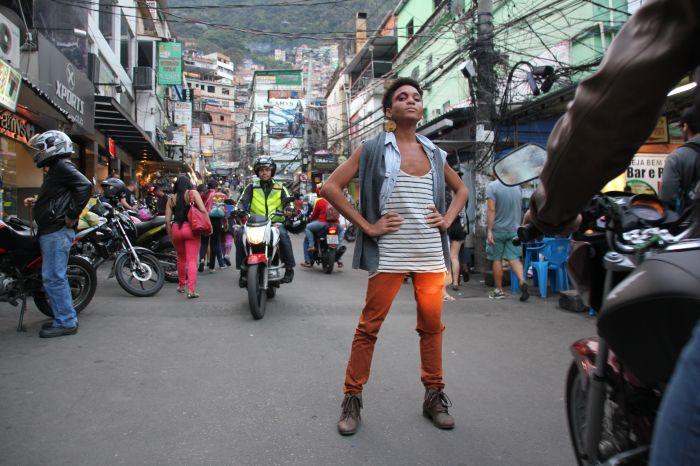 Blackyva: Favela Rising (Foto: BuzzingCities Lab)