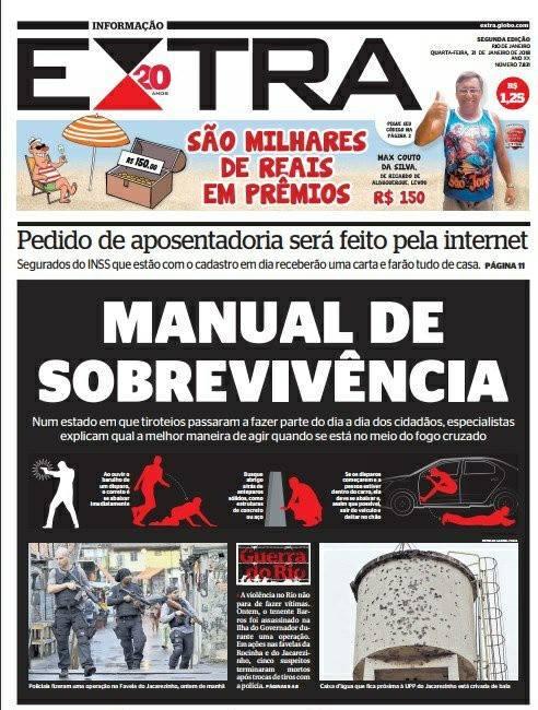 Verhaltenstipps für Schießereien von der Tageszeitung