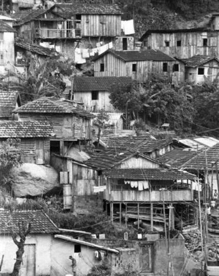 Historic Rocinha Favela