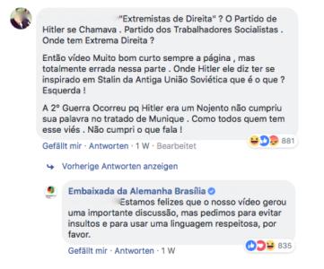 Screenshots Kommentare