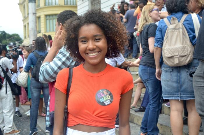 Protest Marielle Franco